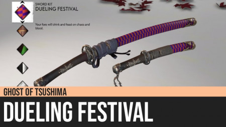 Ghost of Tsushima: Dueling Festival