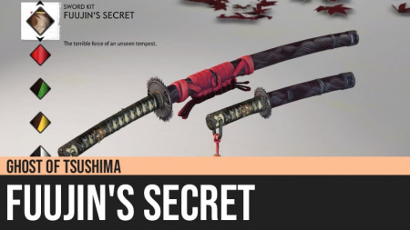 Ghost of Tsushima: Fuujin's Secret