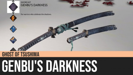 Ghost of Tsushima: Genbu's Darkness