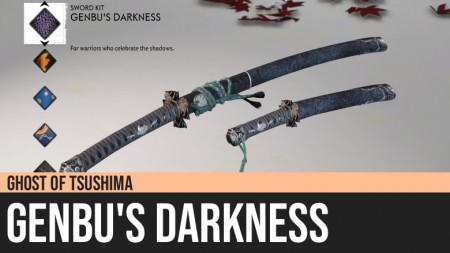 Ghost of Tsushima: Genbu's Darkness