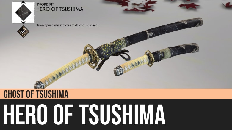Ghost of Tsushima: Hero of Tsushima Kit