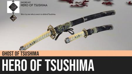 Ghost of Tsushima: Hero of Tsushima Kit