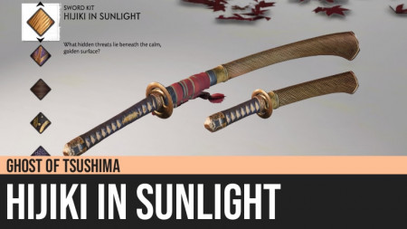 Ghost of Tsushima: Hijiki in Sunlight