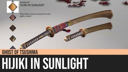 Ghost of Tsushima: Hijiki in Sunlight