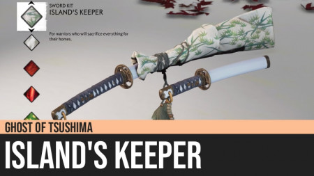 Ghost of Tsushima: Island's Keeper