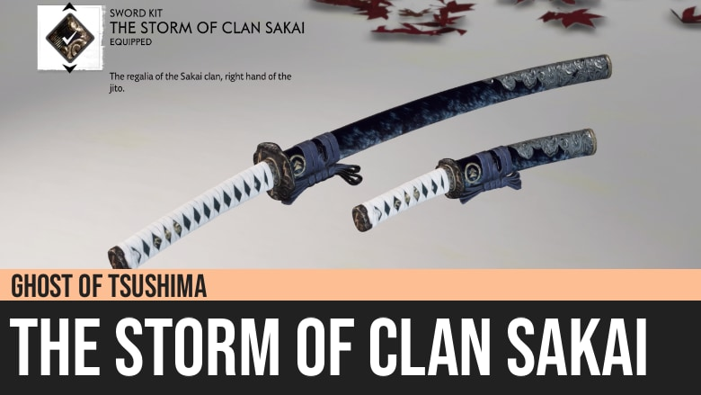 Ghost of Tsushima: The Storm of Clan Sakai