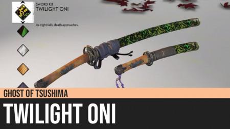 Ghost of Tsushima: Twilight Oni