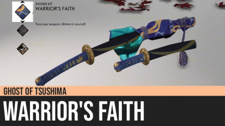 Ghost of Tsushima: Warrior's Faith