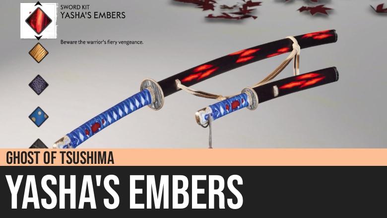 Ghost of Tsushima: Yasha's Embers