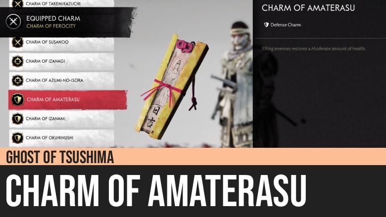 Ghost of Tsushima: Charm of Amaterasu