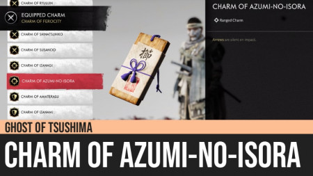 Ghost of Tsushima: Charm of Azumi-No-Isora