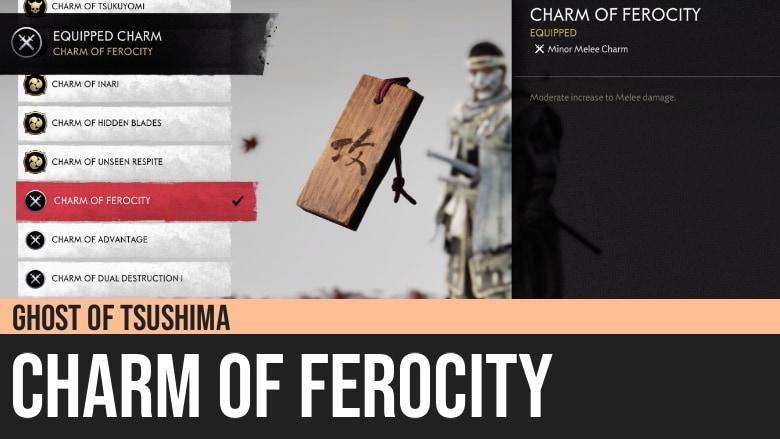 Ghost of Tsushima: Charm of Ferocity