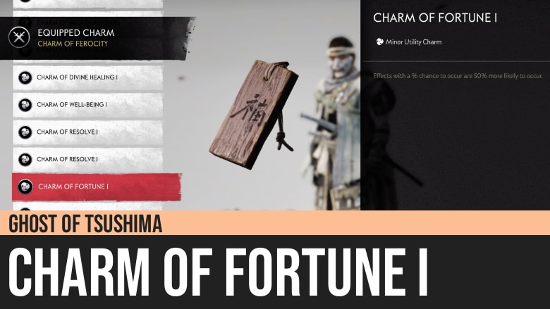 Ghost of Tsushima: Charm of Fortune I