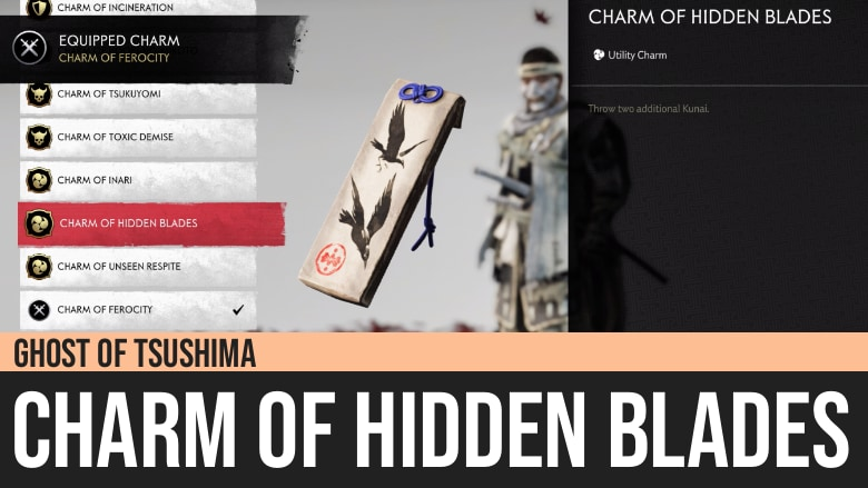 Ghost of Tsushima: Charm of Hidden Blades