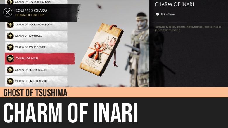 Ghost of Tsushima: Charm of Inari