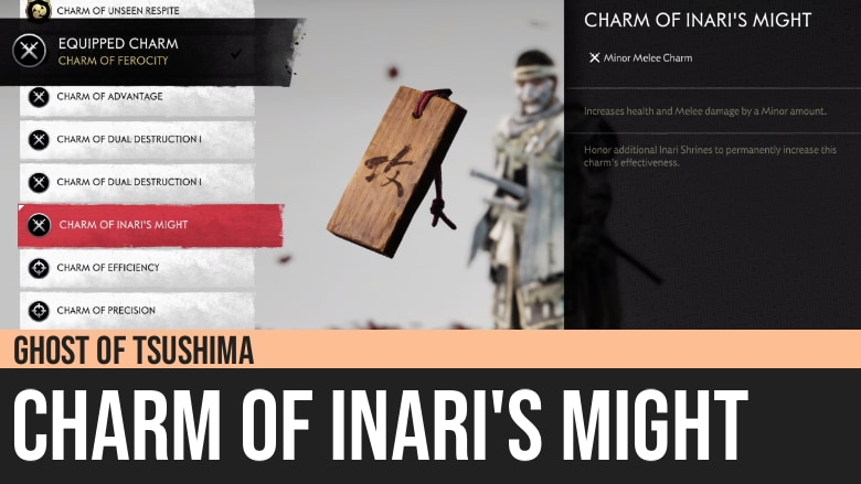 Ghost of Tsushima: Charm of Inari's Might