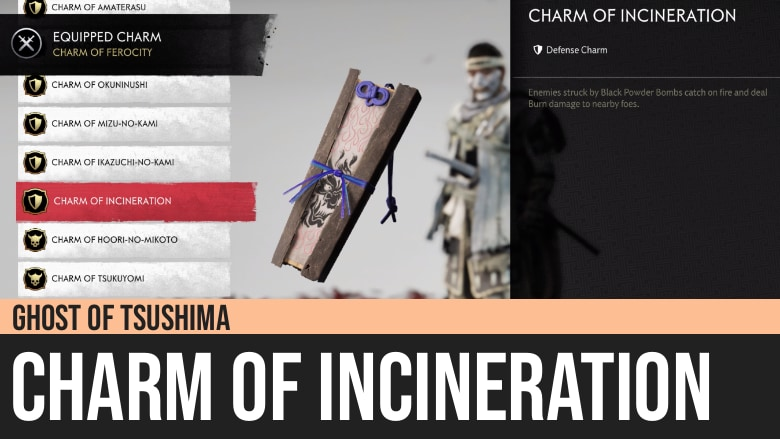 Ghost of Tsushima: Charm of Incineration