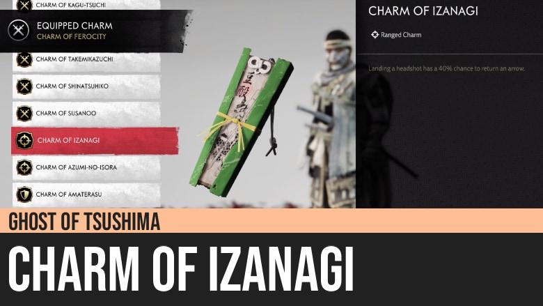Ghost of Tsushima: Charm of Izanagi