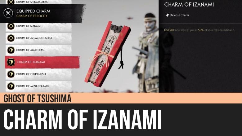 Ghost of Tsushima: Charm of Izanami