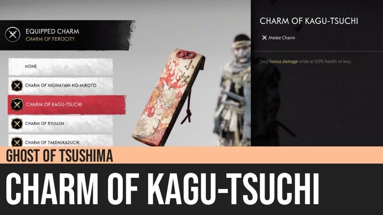 Ghost of Tsushima: Charm of Kagu-Tsuchi