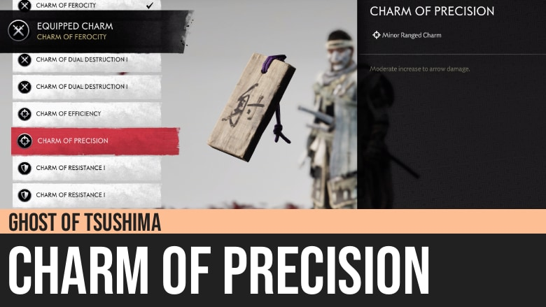 Ghost of Tsushima: Charm of Precision