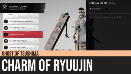 Ghost of Tsushima: Charm of Ryuujin