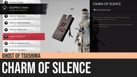 Ghost of Tsushima: Charm of Silence