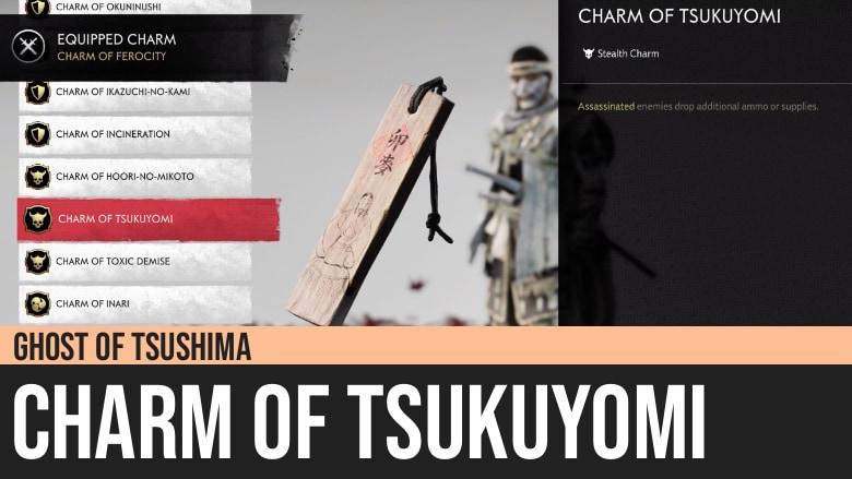 Ghost of Tsushima: Charm of Tsukuyomi