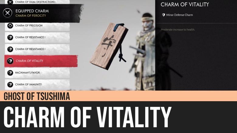 Ghost of Tsushima: Charm of Vitality