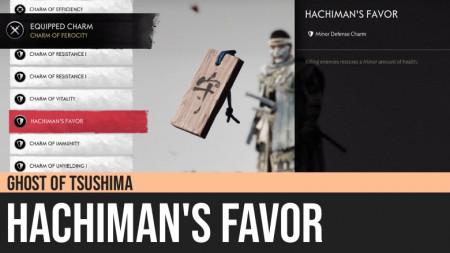 Ghost of Tsushima: Hachiman's Favor