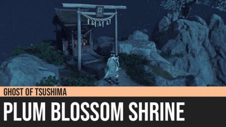 Ghost of Tsushima: Plum Blossom Shrine