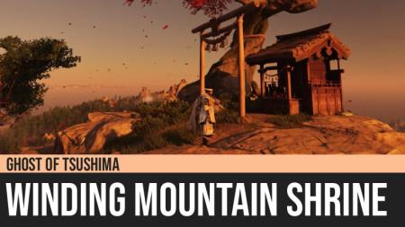 Ghost of Tsushima: Winding Mountain Shrine