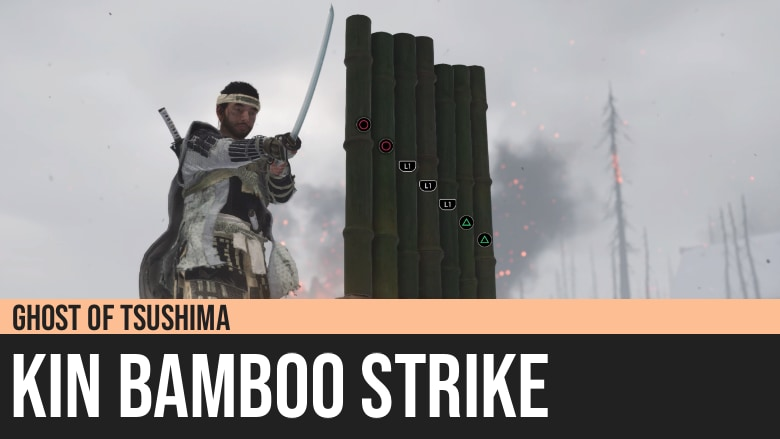 Ghost of Tsushima: Kin Bamboo Strike