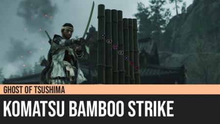 Ghost of Tsushima: Komatsu Bamboo Strike