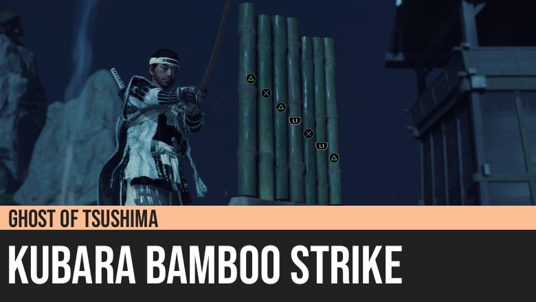 Ghost of Tsushima: Kubara Bamboo Strike