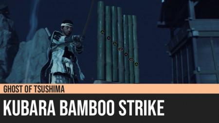 Ghost of Tsushima: Kubara Bamboo Strike