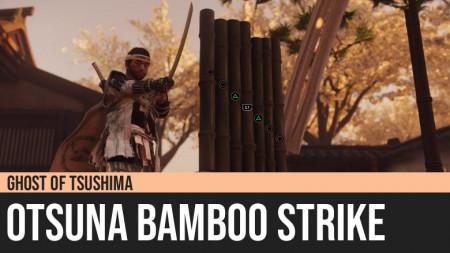Ghost of Tsushima: Otsuna Bamboo Strike