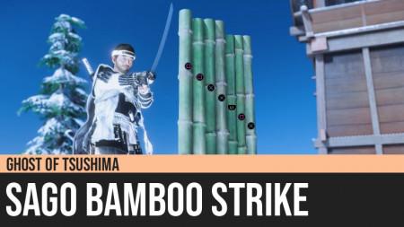 Ghost of Tsushima: Sago Bamboo Strike