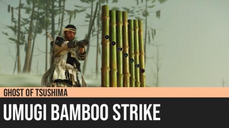 Ghost of Tsushima: Umugi Bamboo Strike