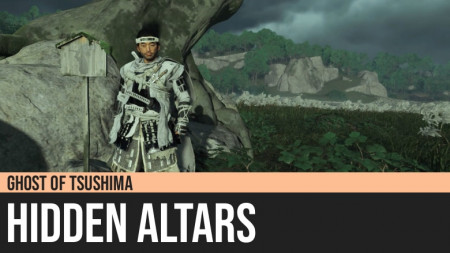 Ghost of Tsushima: Hidden Altars