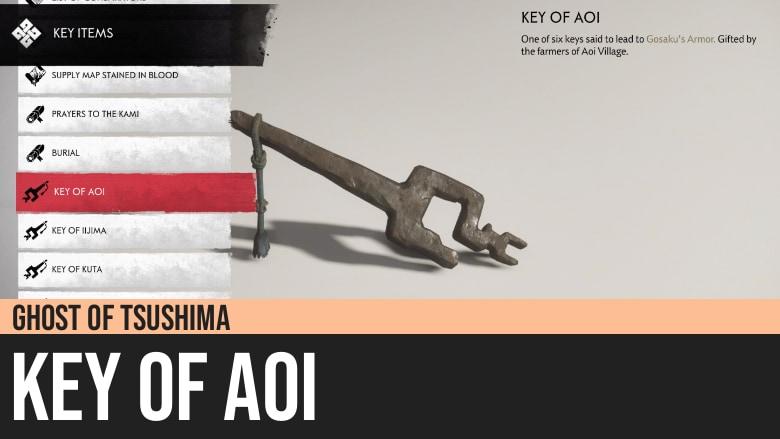 Ghost of Tsushima: Key of Aoi