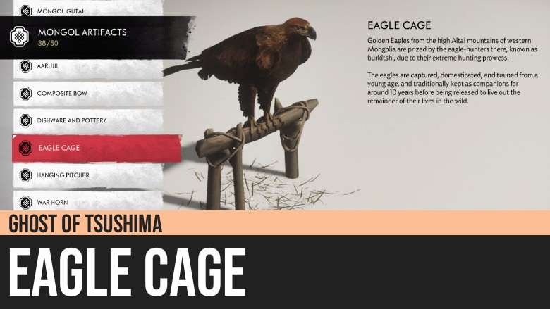 Ghost of Tsushima: Eagle Cage