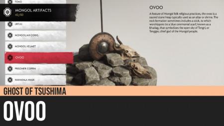 Ghost of Tsushima: Ovoo