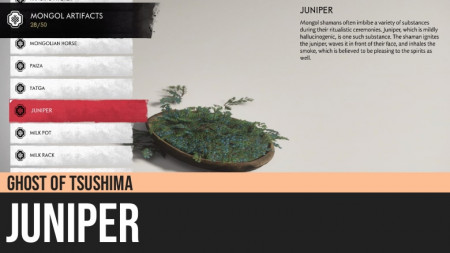 Ghost of Tsushima: Juniper