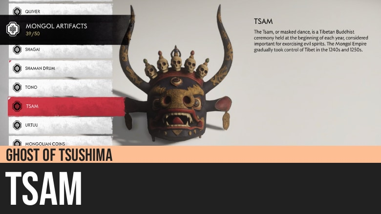 Ghost of Tsushima: Tsam
