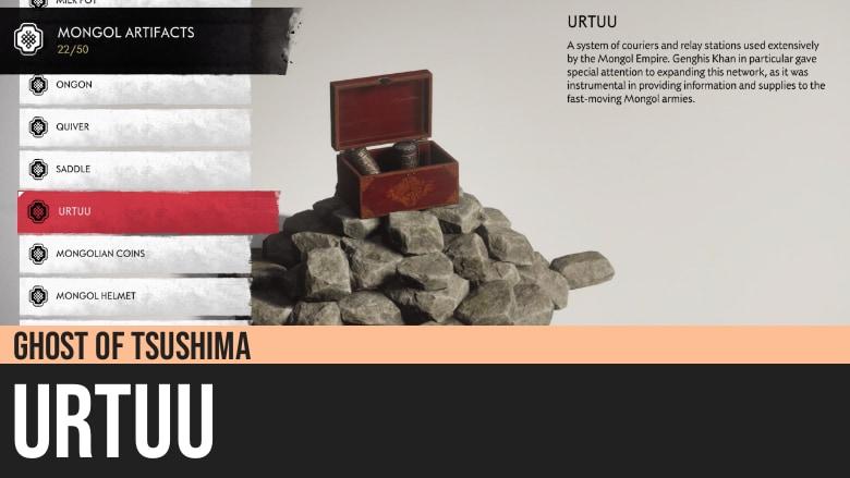 Ghost of Tsushima: Urtuu