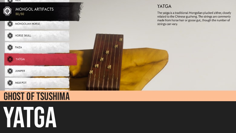 Ghost of Tsushima: Yatga