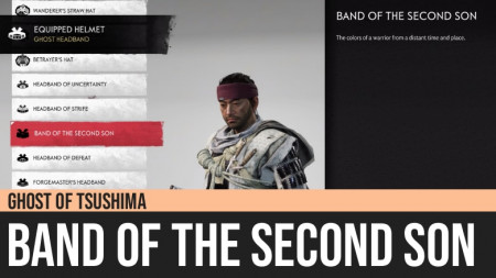 Ghost of Tsushima: Band of the Second Son