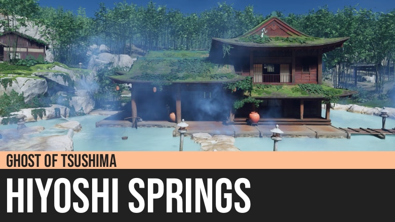 Ghost of Tsushima: Hiyoshi Springs