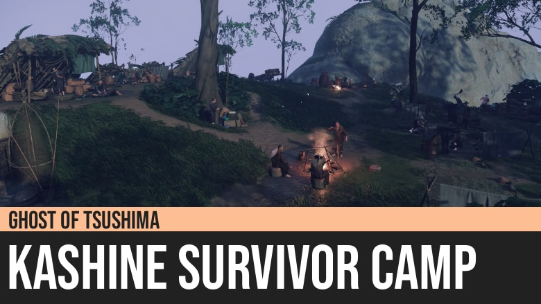 Ghost of Tsushima: Kashine Survivor Camp